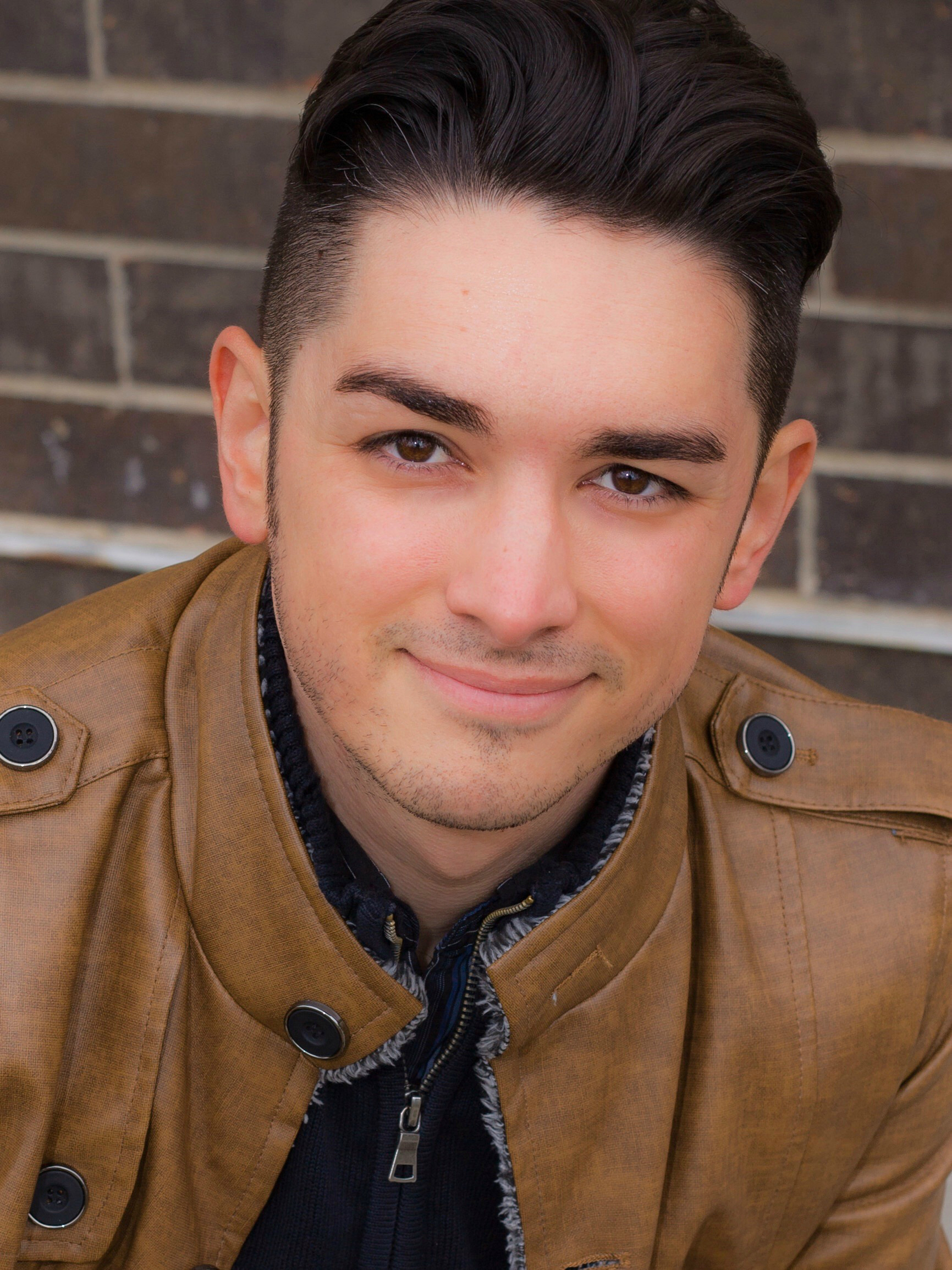 headshot of Nathan Bowman